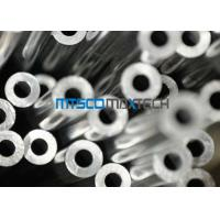 Quality S31600 / S31603 Stainless Steel Precision Seamless Cold Rolled Tubing With Bright Annealed Surface for sale