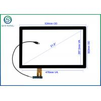 Quality 21.5 Custom Capacitive Touch Screen Overlay for sale