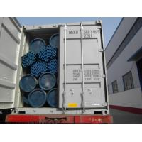 Quality NF A49-253 / Steel Tubes Longitudinally Fusion Welded Non Alloy and Ferritic Alloy Steel T for sale