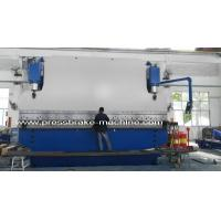 Buy cheap Metal Sheet CNC Hydraulic Press Brake Forming With 4000KN Force from wholesalers