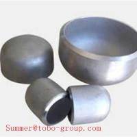 Inch pipe fitting vinyl end cap for metal