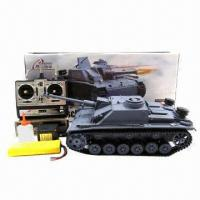 China 1/16 R/C Stug Ausf F/8 8 Series III Battle Tank with Sound and Smoke Functions on sale