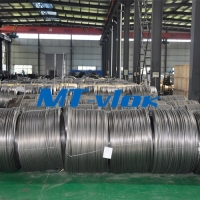Quality TP304L / 1.4306 Stainless Steel Coiled Tubing for sale