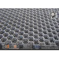 Quality Exporting AISI309 Hex-Mesh Grating Refractory Lining 19mm height X 1.5mmTHK   China Hex Mesh Supplier for sale