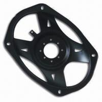 Quality 6 x 9-inch Car Speaker Parts Steel Frame, Different Colors are Available for sale