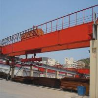 Quality Double Beam Electric Overhead Travelling Crane Heavy Duty Industrial Advanced for sale