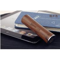 Quality Mini Wooden Power Bank Charger With Engraved Logo OEM / ODM Service for sale