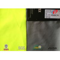 Quality Mechanical 4  Way Stretch Fleece Fabric , TPU Film 3 Layer Polyester Suiting Fabric for sale