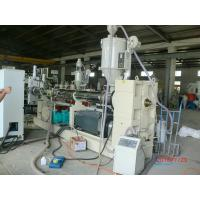China Multi Layer PC PP Hollow Sheet Extrusion Line With PLC Control System on sale