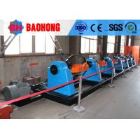 Quality Powerful Skip Stranding Machine 630mm Payoff Reels For Soft Steel Wire Strand for sale