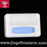 Quality Addressable fire alarm systems 2 wire bus input module for sale