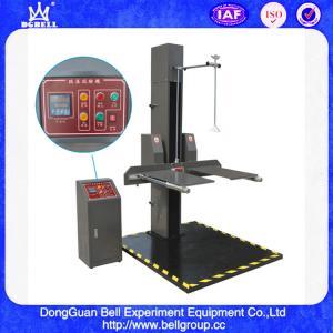 Quality China Pacakage / Carton Box Drop Impact Reliability Testing Machine/ Drop Impact Test/ Zero Height Drop Testing for sale