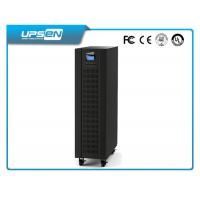 Quality Three Phase Online UPS with Short Circuit and Strong Shock Resistance for sale