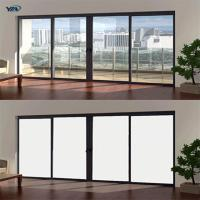 China Conference Room Glass PDLC Film Decoration  Protect Privacy Smart Glass Film on sale