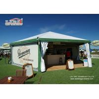 Quality Multi - Sides Aluminum Outdoor Party Tents With ABS Hard Wall Customized for sale