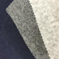 Quality Coarser Knit Sweater Polyester Material Fabric 100% Polyester Fashion Design for sale