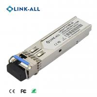 Quality 1.25G 1310NM/1490NM(1490NM/1310NM) Wavelength BIDI 20KM Transceiver With SC Connector for sale