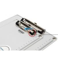 Quality A5 Personalized Colored Plastic Clip Board Anti - Slip For Office for sale