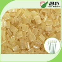 Quality Environmental Yellow granule Hot Melt  Medical Glue Adhesive for Disposable Cleaning Cotton Swab for sale