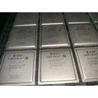 Buy IC FPGA Chip Programmable Gate Array Virtex -5 XC5VLX50-1FFG676I For Communicati at wholesale prices