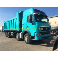 Quality Best Price Brand New Sinotruck 40 Ton Loading Capacity Howo T7H 8x4 420HP 12 Wheel Dump Truck for sale