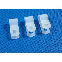 Quality 3.3mm - 50mm CUC cable Nylon Plastic Cable Clamp Plastic Fastener 94V-2 R Type for sale