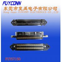 Quality Centronics Female 64 PIN Connector IDC Receptacle Crimping Type Champ for sale