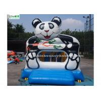Indoor Panda Inflatable Bounce Houses MiniJumping Castles for Rent