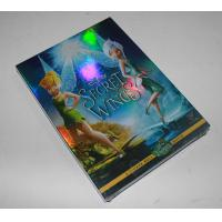 China Tinker Bell:Secret of the Wings Disney DVD Cartoon DVD DVD Wholesale Hot Sell DVD on sale