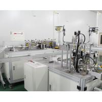 China Full Automatic produce line for nonwoven surgical mask making on sale