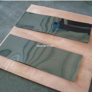 Quality NITINOL PLATE,NiTi sheet,SUPER ELASTIC Nitinol plate sheet 1.03mm thick,180MM WIDTH,1150MM for sale