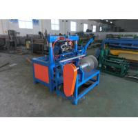Quality Construction Brick Force Making Machine , High Efficiency Iron Net Making Machine for sale