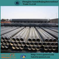 Quality Seamless Ferritic Alloy steel pipe for high-temperature for sale