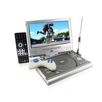Quality 7 inches Portable DVD Player + DVB-T Player and Recorder for sale