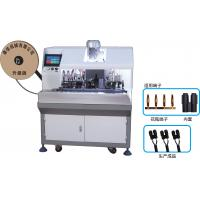 Buy cheap Automatic Terminal Feeding And Power Cord Cable Terminal Connect Machine from wholesalers