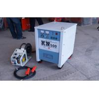 Quality 200 IGBT Inverter MIG CO2 gas Welding Machine With lC control thyristor ( IC + SCR ) for sale