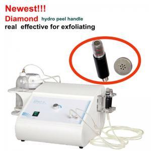 Quality IHSPA7.0 Hydra facial dermabrasion peeling machine for sale