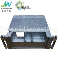 Quality Custom PDC Aluminium Die Casting Components High Stability Eco Friendly for sale