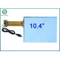 Quality 10.4 Inch Capacitive Touch Panel / Capacitive Touch Sensor Bonded On Front Glass for sale