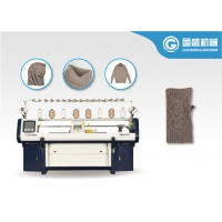 Quality Fully Jacquard Glove 3G Computerized Flat Knitting Machine for sale