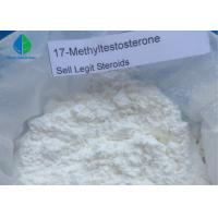 China 99% Purity Steroid Powders 17- MethylTestosterone CAS 58-18-4 for Bodybuilding on sale