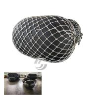 Quality Marine Berthing Pneuamtic Rubber Fenders 1.0m x 1.5m Rope Cover Fender for sale
