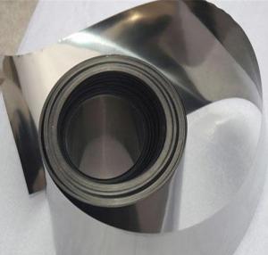Quality ASTM B708 Tantalum Foil (RO5200) Tantalum Foil and Sheet Coil 99.95% for sale