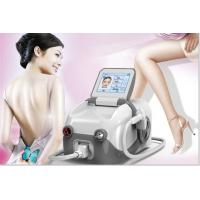 Quality standable sapphire diode laser 808nm permanent hair removal machine for sale
