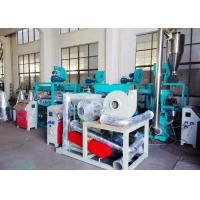 Quality Energy Saved Wood Crushing Machine , Wood Shredder MachineWith Suction Device for sale