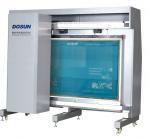 Textile Flatbed Laser Engraver Machine , UV Digital Flat Laser Engraving System