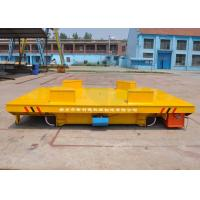 Quality CE approved shipyard steel pipe Heavy load Transporters for transfer cart for sale