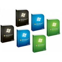 Quality Pro Retail Box Windows 7 Professional 64 Bit Full Version , Product Key Software for sale