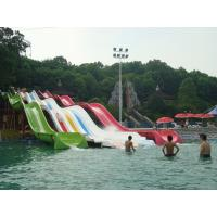 China Giant Water Park Project Fiberglass Theme Park Equipment for Family Fun on sale