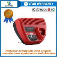Buy cheap Cellularmega Peplacement Charger for Milwaukee 48-59-2401 M12 Lithium-Ion from wholesalers